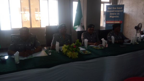 Customs Enlightens Stakeholders On AEO