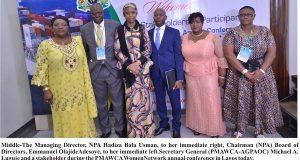Women Should Be Agents Of Transformation In Maritime – NPA MD, Usman