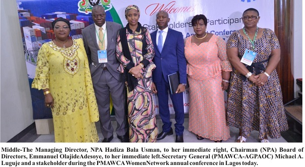 Women Should Be Agents Of Transformation In Maritime – NPA MD, Usman