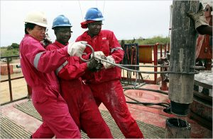 Local content compliance in oil sector hits 40%