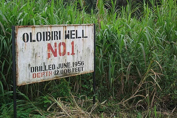 Nigerian Army Renovates Oloibiri Oil Well 1 to Drive Tourism