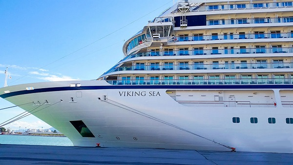 Viking plans world's first liquid hydrogen-powered cruise ship