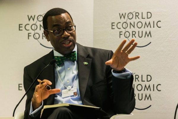 Nigeria, South Africa, Egypt, Kenya hold 80% investments in Africa – AfDB