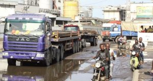 Lagos Unveils Fresh Joint Task Force to End Apapa Gridlock
