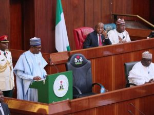 Buhari Doubles Down on Infrastructure, Proposes N8.6 Trillion Spending Bill