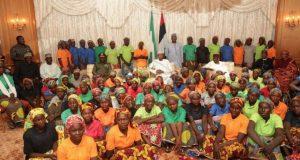 FG Pays N164.7m Tuition Fees for Chibok Girls