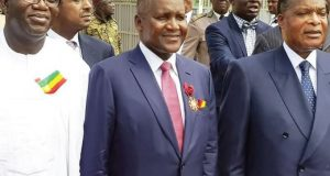 Dangote Cement Inaugurates Congo Plant, Stirs Industrial Revolution in Africa