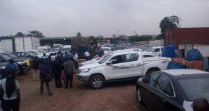 Ikeja FOU Customs Seizes N1.3 Billion Contrabands, Arrests 6 Suspects