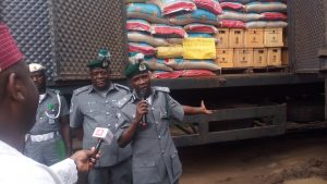 Customs To Parade Smugglers, Corrupt Officers By December