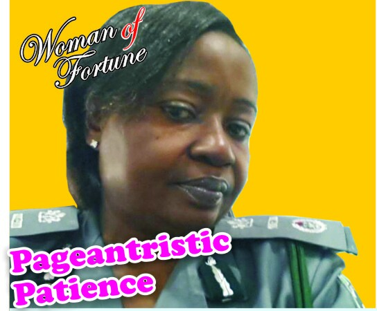 Pageantristic Patience