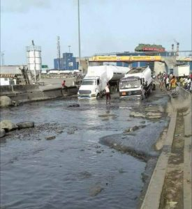 N225million Raised For Tin Can Port Road Repairs By Stakeholders