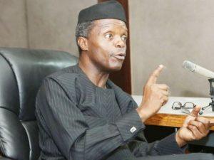 Lagos Trade Fair Complex Drama Traders Allege N30 billion Payment To VP, Osinbajo's Office