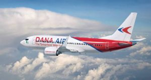 Dana Air Celebrates 9th Anniversary