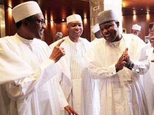 Buhari, Saraki, Dogara Meet to Fast-track Passage of 2018 Budget