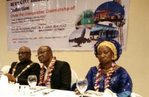 CILT Nigeria Inducts 145, President Commends Influx Of Professionals