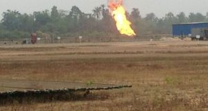 Nigeria Discovers 38 New Gas Flare Sites, Flared 800mscuf/d in 2015