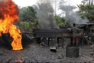 Perils Of Illegal Oil Refining