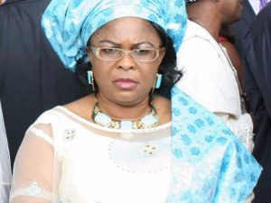 $15.5m Fraud: EFCC Asks Court to Dismiss Patience Jonathan's Application