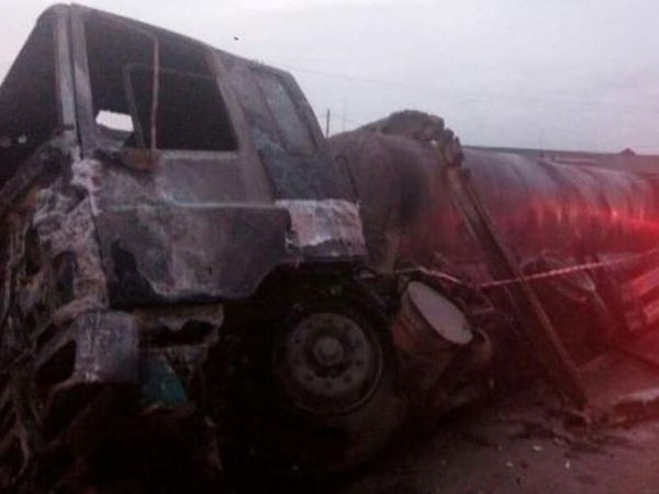 Petroleum Tanker Explodes in Lagos, Razes 20 Cars