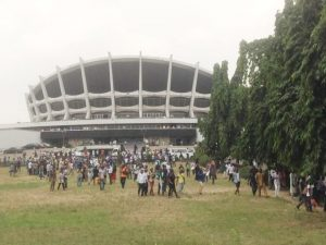 Senate to Probe FG's Planned Sale of National Theatre, TBS
