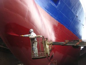 Slippery Coating Could Save Maritime Industry $40 Billion A Year