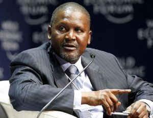Dangote To Get Tax Rebate From Oshodi-Apapa RoadPalliatives