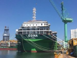 Total Achieves $603m Cost Savings on Egina Field Project
