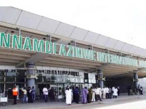 Abuja Airport Closed over Flight Incident