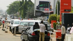Buhari vows to deal with fuel hoarders who blackmail Nigerians