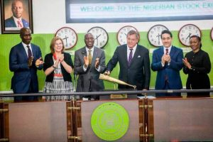 US Restates Support for Growth of Nigeria's Economy