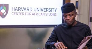 African Entrepreneurs, Businesses are Stepping Beyond Borders, Going Global, Says Osinbajo