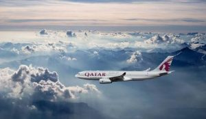 Qatar Airways launches new Business class seats at Aviation Show