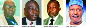 2017: Grading Transport Sector Agencies 3, How NIWA, NITT, AIB Fared