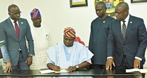 Ambode targets 24-hour power supply in Lagos