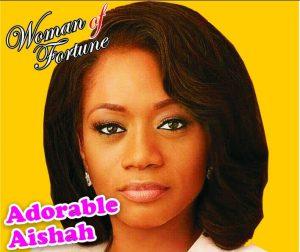 Adorable Aishah