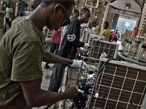 Nigeria's Manufacturing Index Expands for 10th Consecutive Month