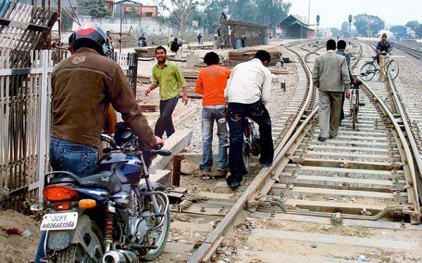 Rail Track Vandalism: Managing Moral Decadence