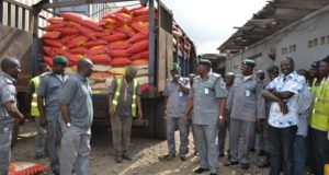 Customs goes tough on smugglers in Ogun