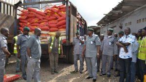 Customs goes tough on smugglers in Ogun