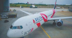 AIB Impounds Delta Aircraft as 5 Injured in Emergency Landing in MMA
