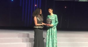 MMS Hall Of Famer Wins 2018 Young African CEO Award