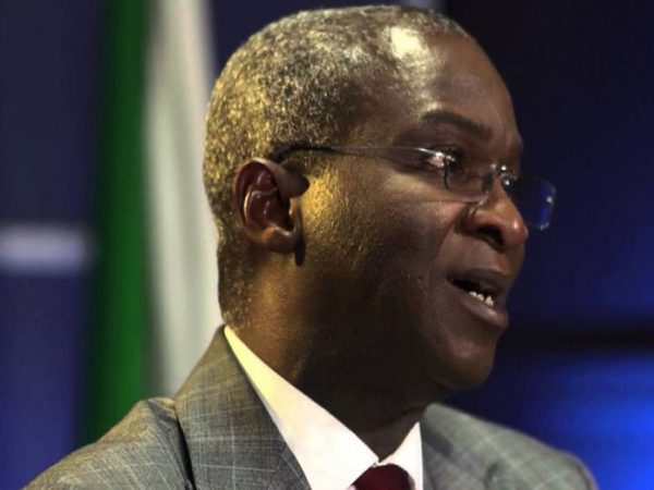 Fashola : Pricing Structure for Eligible Consumers' Regulation Out Soon