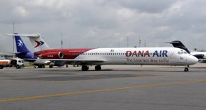 Dana Air Targets 7.2 Million Passengers From 5.4 Million By Q1, 2020