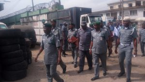 Ikeja Customs Impounds N2.5 Billion Contrabands, Detains Five Suspects