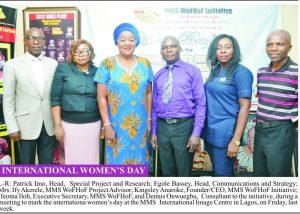 Women's Day: MMS WoHFHoF Tasks FG On Women Liberation