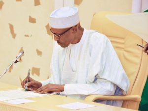 Buhari may sign 2020 budget on Tuesday