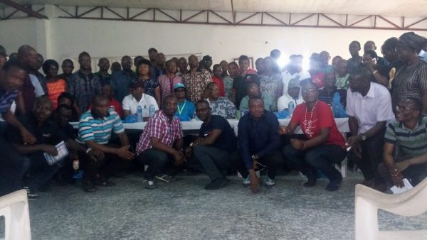 Invest In Agriculture, Upgrade Yourselves, Ijewere Tasks ICAN Members