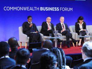 Nigeria is Safe for Business, Buhari Tells Investors at CHOGM
