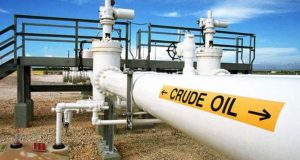Oil falls to $43 as US crude inventories rise