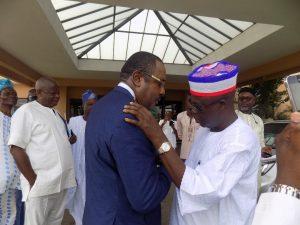 Eschew Ethnic And Religious Bias, Customs Boss Urges New ANLCA Leadership